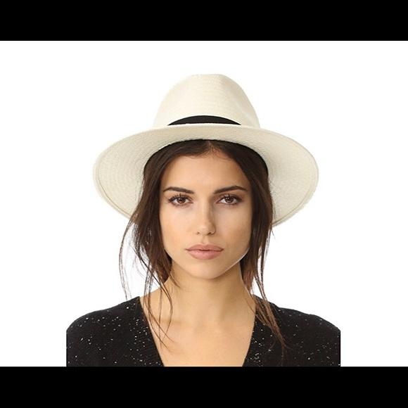 952750ea rag & bone Accessories | Rag Bone Panama Hat | Poshmark